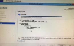 windows 2012安装IIS和安装NET3.5真正方法